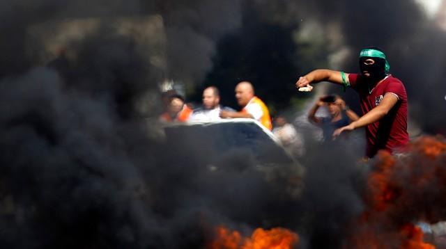 Palestyńczycy podpalili święte miejsce judaizmu - coraz bliżej nowej intifady