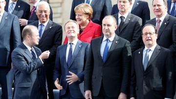 03-02-2017 14:47 Unijni przywódcy przyjęli plan mający ograniczyć migrację z Afryki