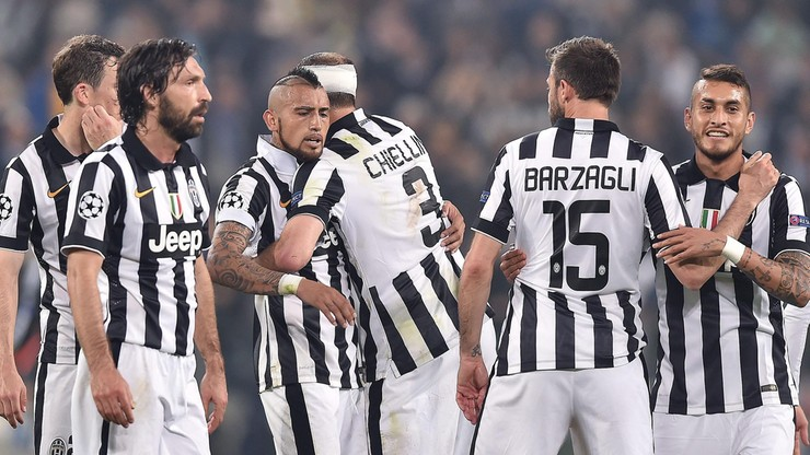 Zawodnicy Juventusu przebiegli więcej