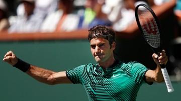 2017-03-18 ATP Indian Wells: Federer z Wawrinką w szwajcarskim finale