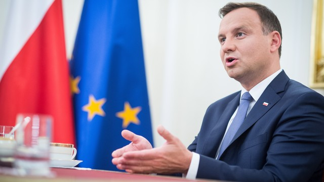SLD o spotkaniu Duda - Kaczyński: prezydent szefem sztabu wyborczego PiS