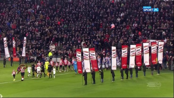 2017-01-22 PSV Eindhoven - SC Heerenveen 4:3. Skrót meczu