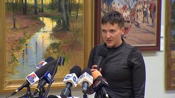24-06-2016 20:16 Nadia Sawczenko odebrała nagrodę Orła Jana Karskiego