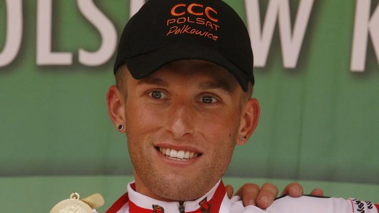 Marczyński wygrał pierwszy etap Tour of Black Sea