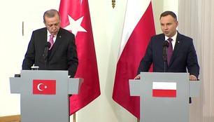 Polska popiera członkostwo Turcji w Unii Europejskiej. Zaskakująca deklaracja prezydenta Andrzeja Dudy