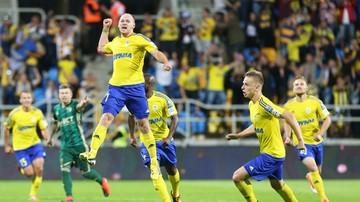 2017-08-10 Come back godny obrońcy trofeum! Arka wyeliminowała Śląsk