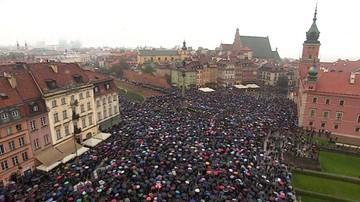 """13-10-2016 13:44 PO przeciwko """"możliwej inwigilacji"""" organizatorów """"czarnego protestu"""""""
