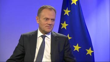 Tusk: Nie wrócę już do krajowej polityki