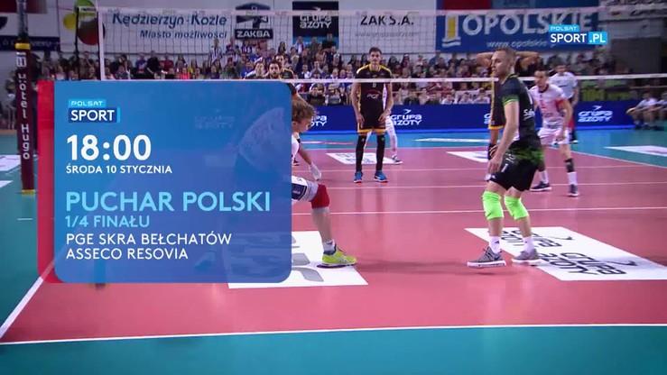 Zapowiedź meczu PGE Skra Bełchatów - Asseco Resovia