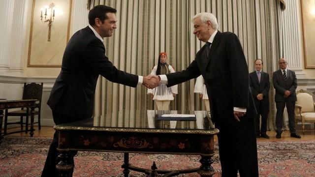 Grecja: zaprzysiężono rząd Ciprasa
