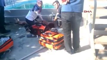 2017-06-24 Podczas kąpieli poraził ich prąd. Tragedia w aquaparku w Turcji