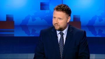 """18-09-2016 20:32 """"Buta i arogancja są gigantyczne"""" - Kierwiński o sytuacji w spółkach Skarbu Państwa"""
