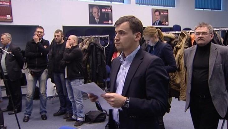 """""""Od poniedziałku oficjalnie jako współwłaściciel klubu Arka Gdynia"""". Dubieniecki na Twitterze"""