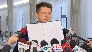 Petru popiera kandydaturę Tuska.