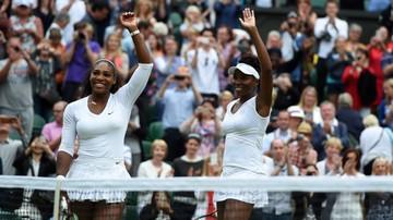2016-07-09 Wimbledon: Siostry Williams najlepsze w deblu