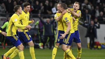 2017-11-16 MŚ 2018: Szwecja chciałaby trafić na Polskę