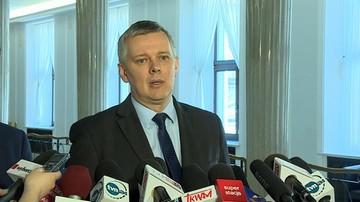 14-04-2017 13:56 Caracale do prokuratury. PO pyta o rolę Berczyńskiego w przetargu MON