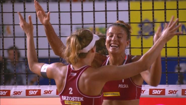 WT: Brzostek i Kołosińska w finale!