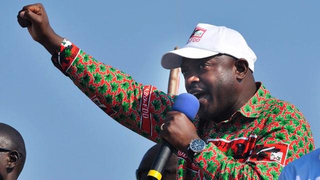 Burundi - walki na ulicach stolicy