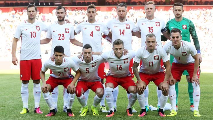 Euro 2016: Polacy z Irlandią Północną na biało-czerwono