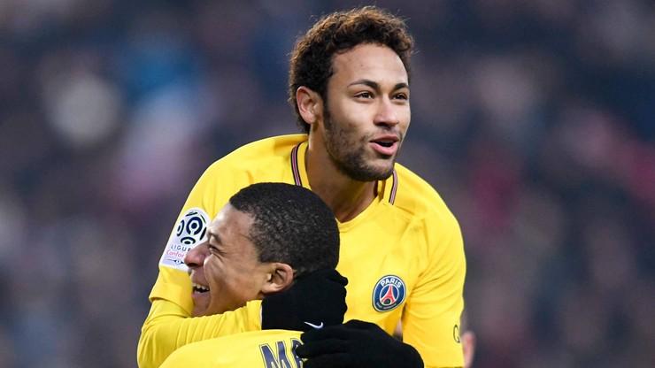 Ligue 1: Paryski walec rozjechał były klub Grosika