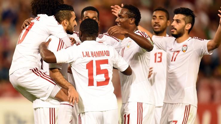 Puchar Azji - trzecie miejsce dla Zjednoczonych Emiratów Arabskich