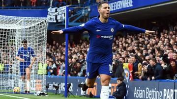 2017-12-02 Fenomenalny Hazard natchnął Chelsea do kolejnego zwycięstwa