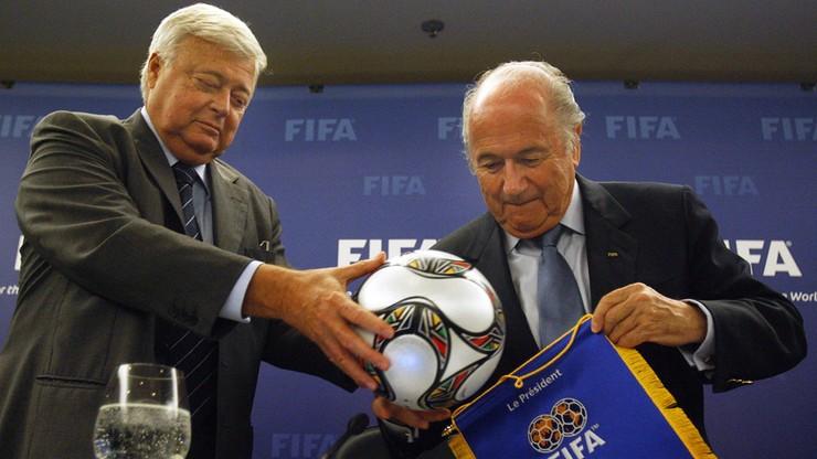 Afera FIFA. Media: nie ma dowodów korupcyjnych przeciw Blatterowi