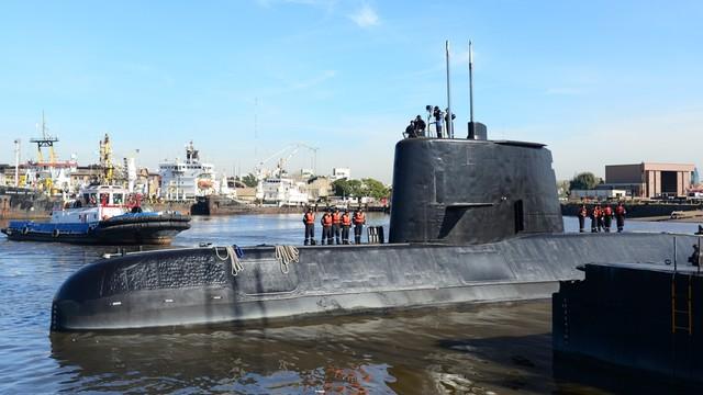 Argentyna: Rodziny załogi okrętu podwodnego domagają się śledztwa