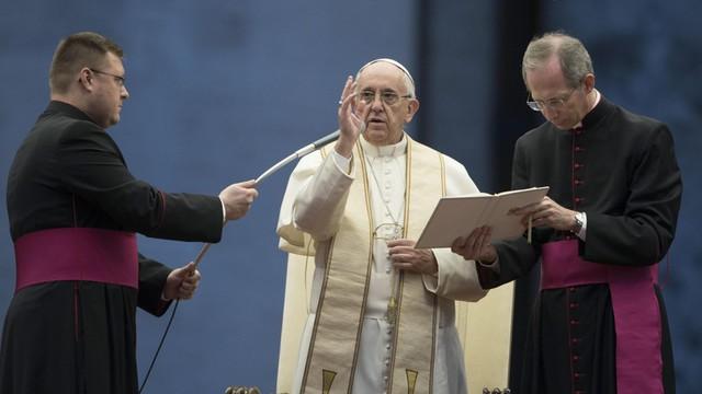 Czuwanie modlitewne z Franciszkiem w 11. rocznicę śmierci Jana Pawła II