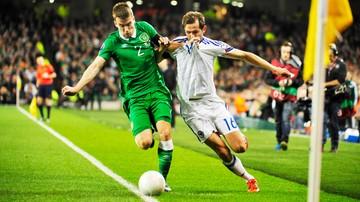 2015-11-16 Irlandia jedzie na Euro! Pjanić i Dżeko obejrzą turniej w TV