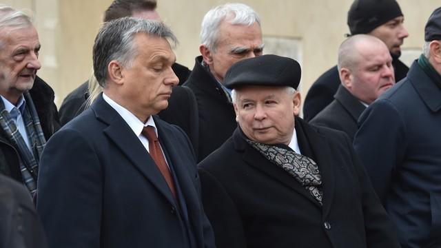 Jarosław Kaczyński spotka się w Warszawie z premierem Orbanem