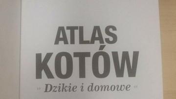 """25-11-2017 15:44 """"Atlas kotów"""" trafił na aukcję. Osobista dedykacja od Kaczyńskiego"""