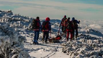 16-03-2016 15:51 Beskidy: tej zimy goprowcy interweniowali ponad tysiąc razy