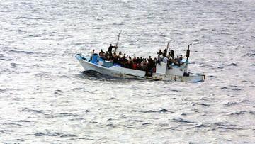 03-01-2016 12:54 Akcja tureckiej straży przybrzeżnej na Morzu Egejskim. Uratowanych 57 imigrantów