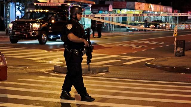 USA: Po eksplozji na Manhattanie poszukiwany niebezpieczny mężczyzna