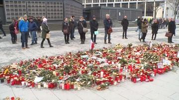 19-01-2017 16:39 Nie zapomnieli o koledze. Hołd dla kierowcy zamordowanego  w Berlinie