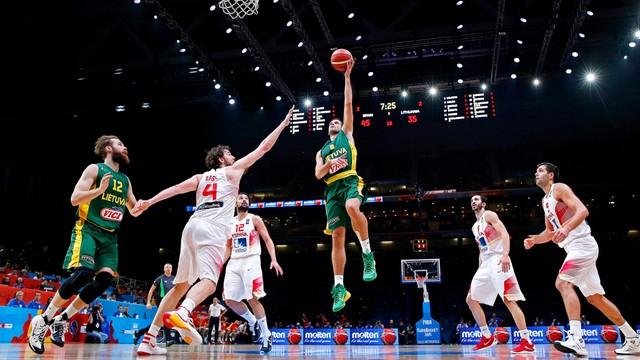 Koszykarze Hiszpanii mistrzami Europy