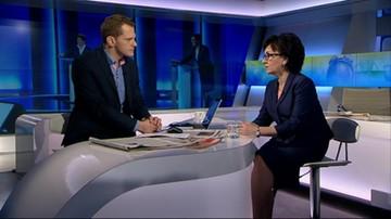 Elżbieta Witek podsumowała poniedziałkową debatę