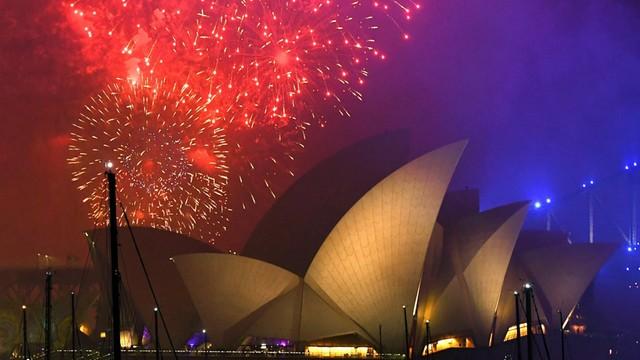 Nowy Rok już zawitał do Nowej Zelandii, Australii i na Samoa