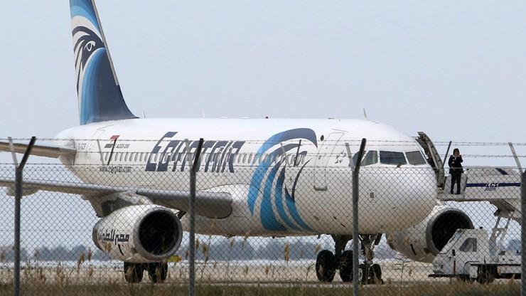 Cypr: porywacz samolotu aresztowany. Akcja zakończona