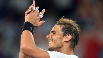 2017-01-23 Australian Open: Nadal po raz trzydziesty w ćwierćfinale Wielkiego Szlema!