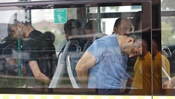 20-07-2016 16:29 Turcja: prawie 100 generałów oskarżono o próbę zamachu stanu. Zawieszono wojskowych sędziów i prokuratorów