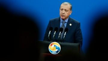 14-05-2017 07:55 Erdogan: Turcja pracuje nad korytarzem tranzytowym między Azją a Europą
