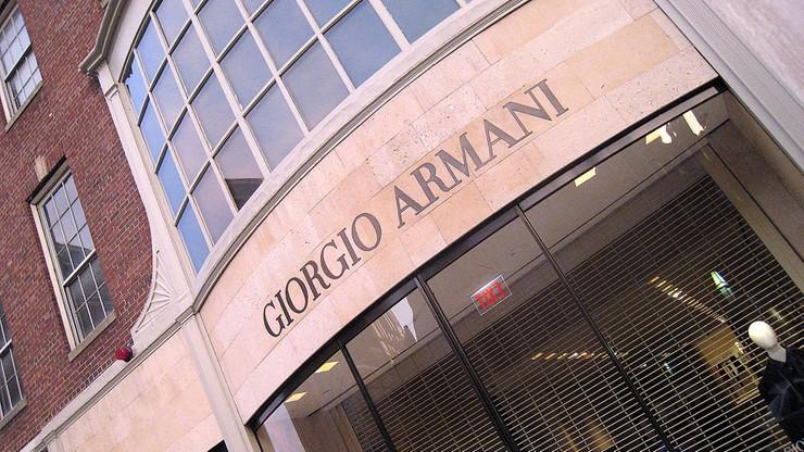 Armani rezygnuje z futer naturalnych w swoich kolekcjach
