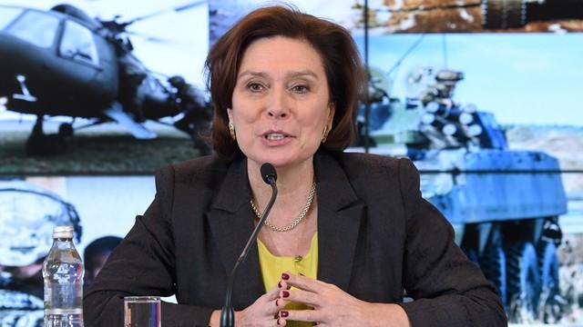 PO: Małgorzata Kidawa-Błońska kandydatką na marszałka Sejmu