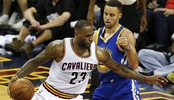 2016-12-26 Cleveland Cavaliers lepsi od Golden State Warriors! Irving z rzutem meczu na sekundy przed końcem