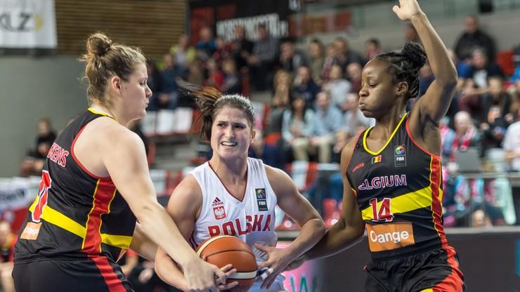 ME koszykarek: Belgia z historycznym medalem po wygranej z Grecją