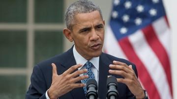 11-03-2016 05:33 Obama: to nie ja, a Republikanie stworzyli Trumpa