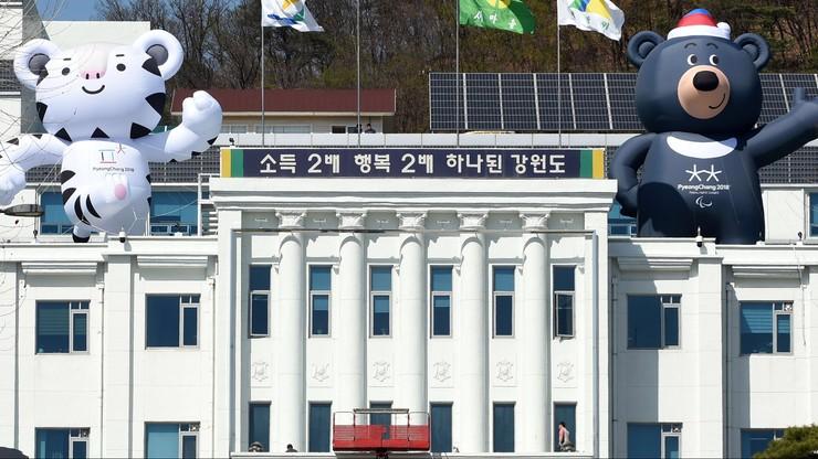 MKOl nie planuje przenieść igrzysk, mimo napięć koreańskich